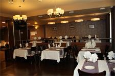 Отель 7 Холмов, ресторан