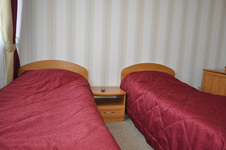 Отель 7 Холмов, номер на двоих