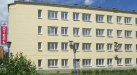 Гостиница Автозаводская, внешний вид