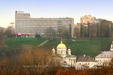 Отель Азимут, внешний вид