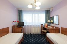 Отель Азимут, двухместный номер