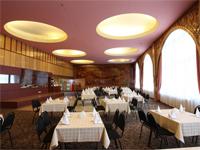 Отель Азимут, ресторан