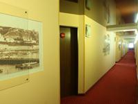 Отель Азимут, коридоры