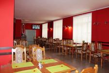 Гостиница Лотос, ресторан