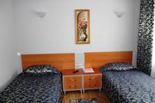 Гостиница Лотос, номер на двоих