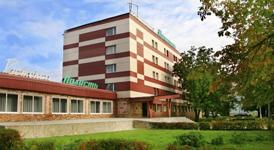 Гостиница Полисть, внешний вид
