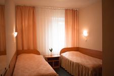 Гостиница Полисть, двухместный номер стандарт