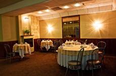 Гостиница Полисть, ресторан