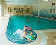 Серебряный Плес, крытый бассейн