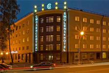 Смоленск отель, внешний вид