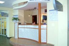 Гостиница Спасская, рецепция