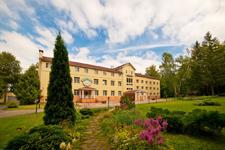 Парк отель Тверь, фасад и территория