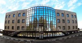 Отель Виктория Плаза, фасад здания