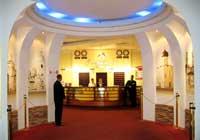 Гостиница Золотое кольцо, холл