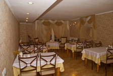 Вилла Татьяна, ресторан