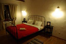 Шале Рояль, спальня в коттедже