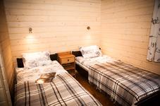 Финский дом, спальня
