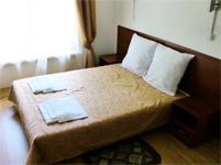 Коттедж Эльбрус, спальня