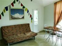 коттедж эверест 2, гостиная