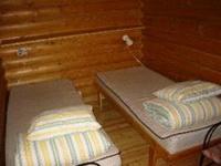 Коттедж 4+2 (35 м2), спальня
