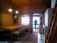 Коттедж 4+2 (35 м2), гостиная