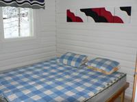 Коттедж 6+2 (50 м2), спальня