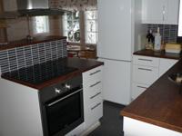 Коттедж 6+2 (50 м2), кухня