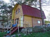Дом пряник, территория