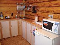 Дом пряник, кухня