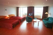 Гостиница Pirita Top Spa, улучшенный номер