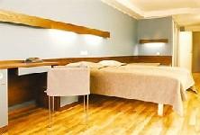 Гостиница Pirita Top Spa, номер