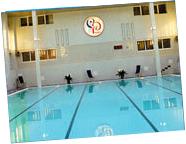 Санаторий Северная Ривьера, бассейн