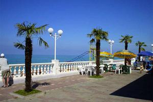 отдых на Юге России, курорты Черного моря