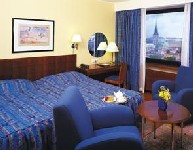 Отель Sokos Viru, номер