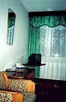 Гостиница Волга, улучшенный номер