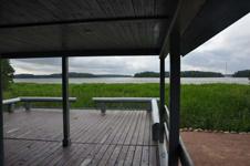 база отдыха Моя мечта, берег Финского залива