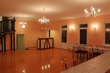 Коттедж Бавария, банкетный зал