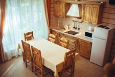 Графский коттедж, столовая-кухня