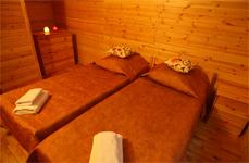 Коттедж 6+2, спальня 3