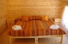 Коттедж 8+2, спальня