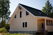Дом на озере Сиркоярви