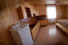 Дом на озере Сиркоярви, кухня