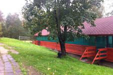 Дом на озере Сиркоярви, территория