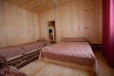 Дом на озере Сиркоярви, спальня 2