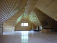 Дом в Зеленогорске, мансарда
