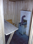 Коттедж в Зеленогорске, баня