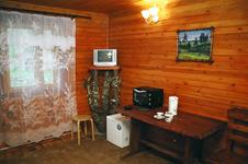 коттедж Кошкин Дом, гостиная