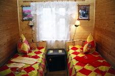 Коттедж Русский Дом, спальня