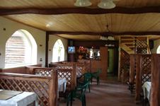 Ресторан Русское подворье, внутреннее убранство