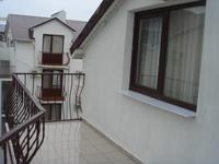 пансионат Фея 2 в Анапе, вид с балкона
